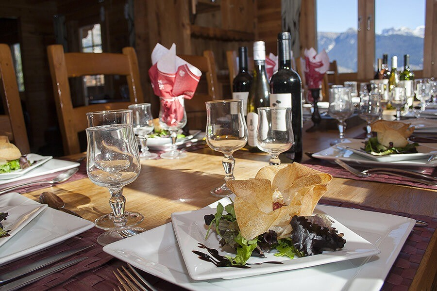 Catered Chalet Jonquille | La Tania